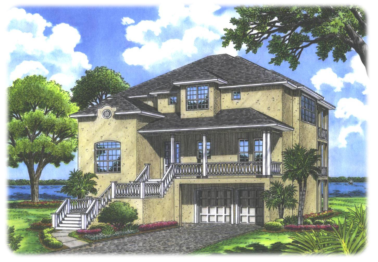 Luxury Island Villa